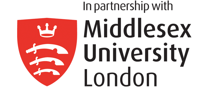 In partnership with Middlesex University London